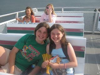 You need to take a ferry to get to Mackinac island.