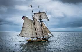 Clipper ship Pride of Baltimore 2.